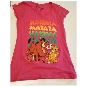 Disney's Hakuna Matata Timon & Pumba Lion King Tee